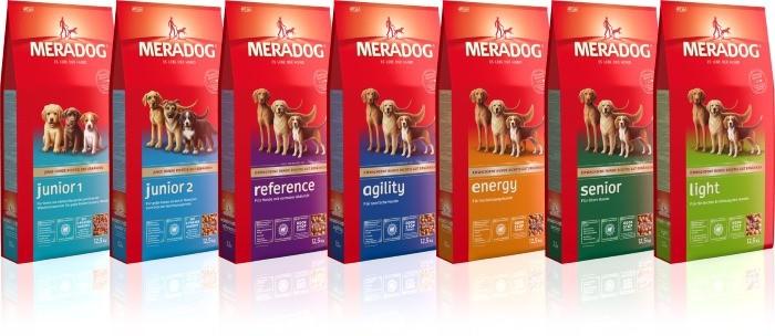 Мерадог корм для собак официальный сайт